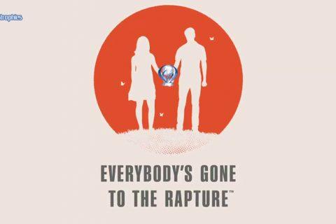 Everybody s Gone To The Rapture – Guia completo de Troféus em vídeo d182d22529f4b